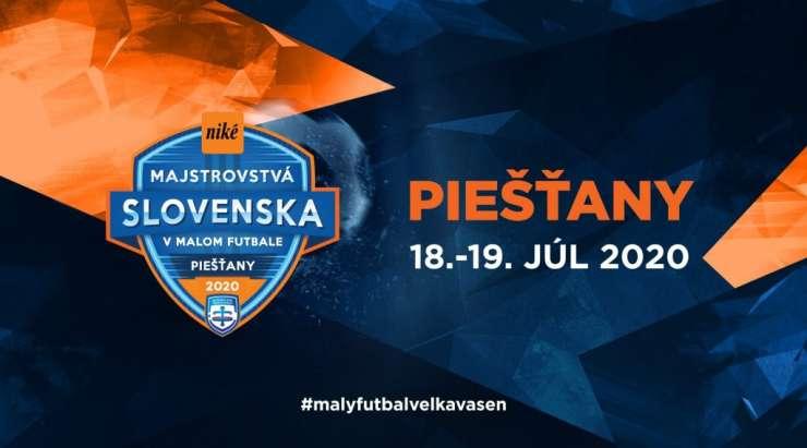 Niké Majstrovstvá Slovenska v malom futbale plné známych mien
