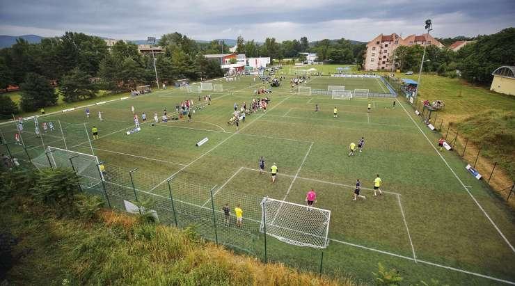Majstrovstvá Slovenska v malom futbale po roku opäť v Piešťanoch