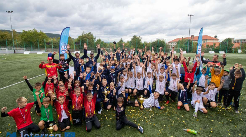 Fotogaléria z medzinárodného detského turnaja